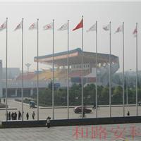 深圳生产安装体育广场不锈钢旗杆厂家电话