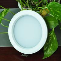 供应LED天花筒灯配件 6寸筒灯外壳