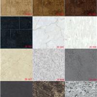供应片材PVC塑胶地板石塑地板大理石系列