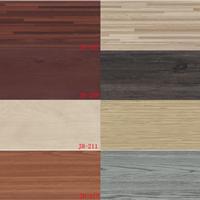 供应片材塑胶地板PVC地板木纹系列一