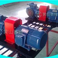 供应中频炉液压系统润滑油泵HSNH280-46三螺杆泵