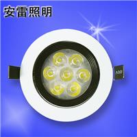 LED天花灯 节能高亮 LED室内灯具 厂家直销