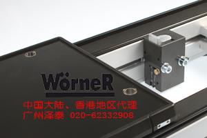 供应Worner无阻尼阻挡器/阻挡气缸