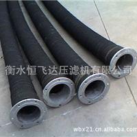 供应大口径钢丝骨架胶管 特种胶管