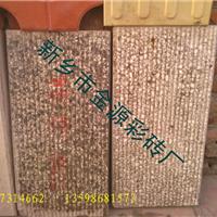 供应机刨石条纹广场砖人造石