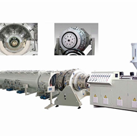 HDPE管材机器