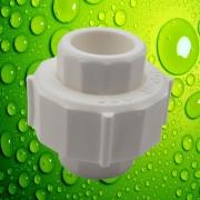 供应PPR全塑活接(水暖阀门质量保证)