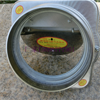 供应厨房烟道防火止回阀消防验收必过消防