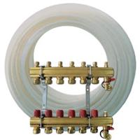 供应乔治瑞士原装进口PB PE-RT水暖管地暖管