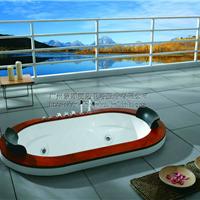 室内按摩冲浪浴缸亚克力浴缸五件套单人浴缸水疗双人浴缸别墅浴缸