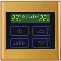 供应pk2300 风机盘管触摸屏温控器