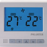 供应-06风机盘管液晶温控器