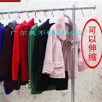 不锈钢专卖店展示架品牌服装不锈钢展示架