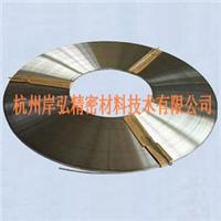 杭州不锈钢带杭州精密不锈钢带精密分条