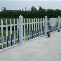 供应彩色护栏 高硬度 大型社区塑钢围栏