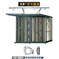 供应优质瓷砖展示架,陶瓷展示柜,地板展架