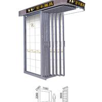 供应高档瓷砖展柜 订做瓷片展示柜