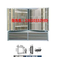 供应优质订做地板展柜,通体砖展柜