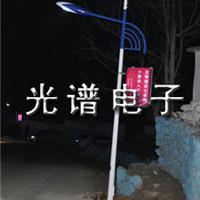 农村太阳能路灯系统配置河北太阳能路灯价格