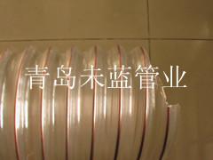 耐负压吸尘管、防静电钢丝管