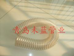 供应木工伸缩风管透明波纹管
