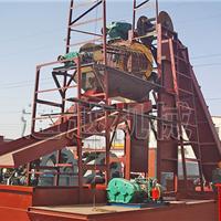 超越机械有限公司供应淘金船
