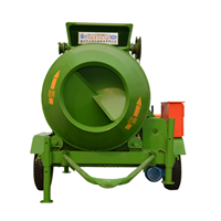 供应JZC250滚筒式搅拌机