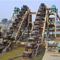 超越机械有限公司供应挖沙船