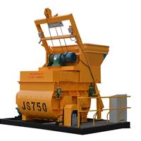 供应JS750昌利拳头产品混凝土搅拌机