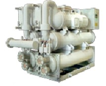 供应水冷单螺杆式热水机组