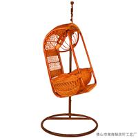 供应江西藤家具厂价直销田园阳台吊椅0056B