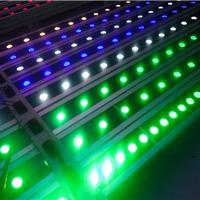 LED洗墙灯rgb七彩洗墙灯线条灯轮廓灯