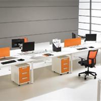 高品质屏风卡座办公桌