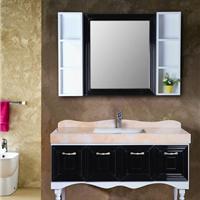 供应中高档浴室柜、玉石台面、TOTO洗手盆