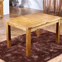 供应拜占庭白橡木餐桌白橡木伸拉餐桌