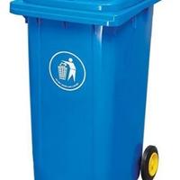 潍坊小区垃圾桶,潍坊环卫塑料垃圾桶,价130