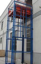上海升降货梯 三层导轨升降机价格