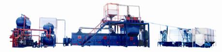 优质热固性改性聚苯板设备