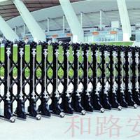 深圳西乡有厂家生产安装维修厂区电动伸缩门