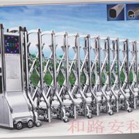 深圳福永厂家生产定做安装维修电动伸缩门