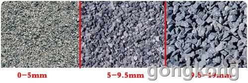 供应各种砂石料石子河砂北京周边砂石料厂