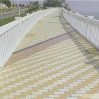 供应萝岗环保彩砖 人行道砖