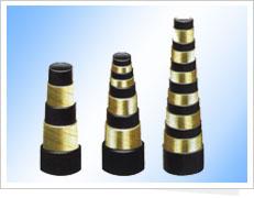 高压钢丝缠绕胶管/超高压胶管