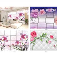 大型壁画厂家 永煜品牌无缝绢丝墙布壁布