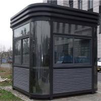南宁红昌钢结构岗亭HAS-GT-E,高强度抗风压