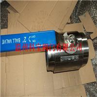 Q11F-100P/C A105/F304锻钢高压内螺纹球阀
