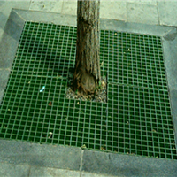西安护树网格板――宏兴玻璃钢有限公司