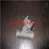 GL11W-160P A105N/F304高压丝扣Y型过滤器