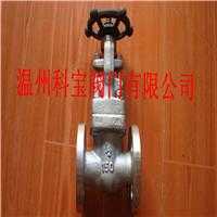 供应Z41H-40P SS304 锻钢法兰闸阀