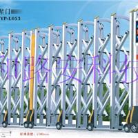深圳布心生产安装小区停车场电动伸缩门